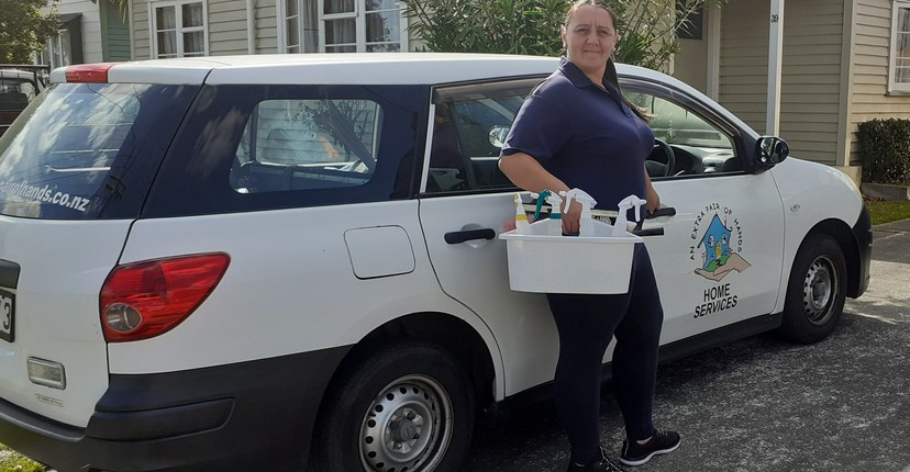 house cleaner palmerston north