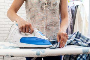 professional ironing service